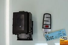 2011 VOLKSWAGEN CC SPORT IGNITION SWITCH WITH KEY FOB 3C0905843 R