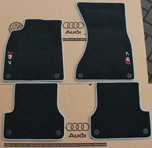 of audi for amazon mat front mats accessories dp floor tt com black carpeted set genuine