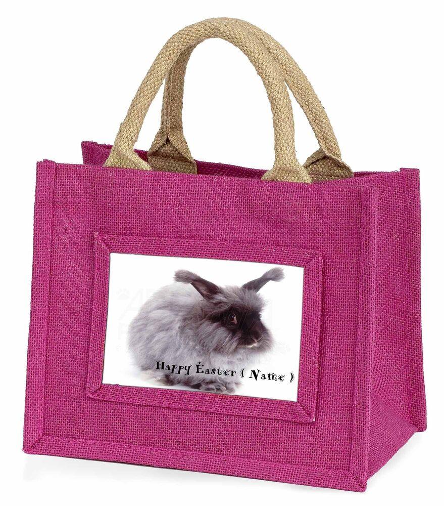 Objectif New Little Girls Small Pink Shopping Bag Christmas Gift, Ar-8peabmp MatéRiaux De Haute Qualité