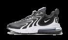 Size 11.5 - Nike Air Max 270 React ENG Black Wolf Gray 2020