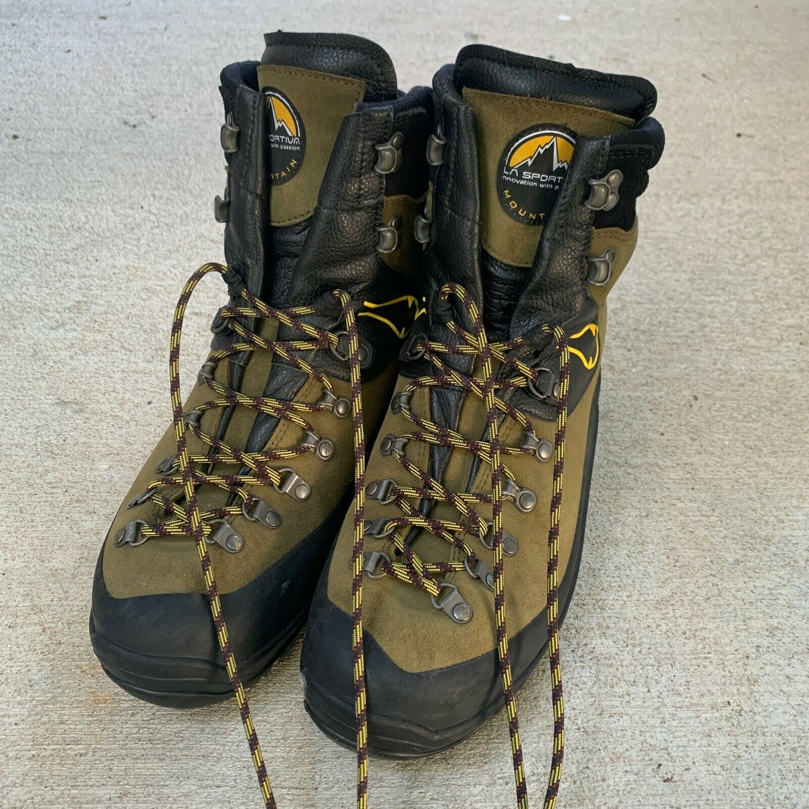 La Sportiva Karakorum Mountaining Stiefel Herren 11, European Größe 44.5