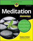 Meditation For Dummies by Eric Tyson, Consumer Dummies, Stephan Bodian (Paperback, 2016)