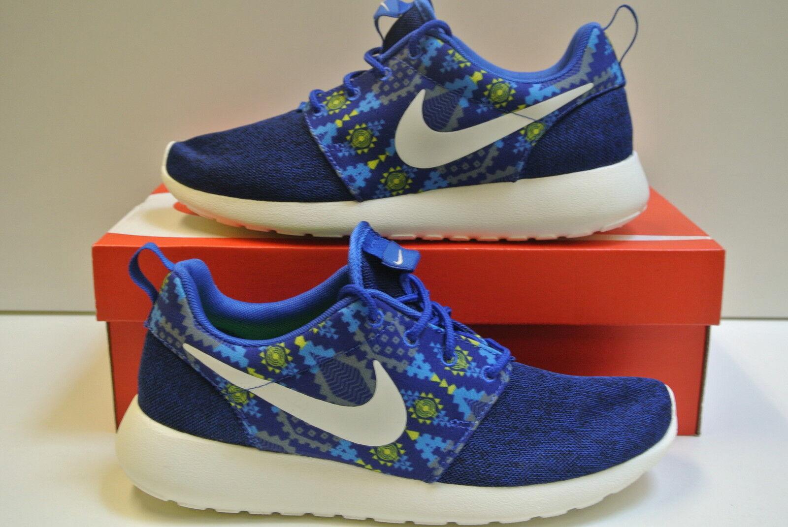 Nike roshe one Print Rosherun talla elegibles 410 nuevo & OVP 655206 410 elegibles 02f284