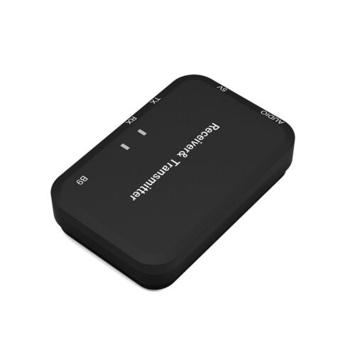 2 In1 Wireless Bluetooth Transmitter Receiver Stereo Audio Player Adapter D8V9