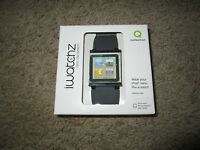 iWatchz - Q Collection - for iPod nano 6th generation Gray