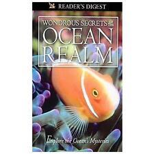 Wondrous Secrets of the Ocean Realm, , , 033937081019, Acceptable