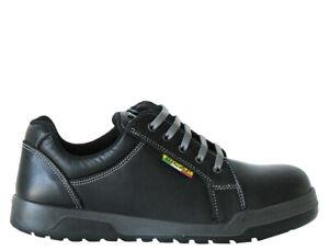 Bicap E4873 S3 Chaussures De Sécurité Travail Chaussures Sneaker Metallfrei Noir Rouge-uhe Arbeitsschuhe Sneaker Metallfrei Schwarz Rot Fr-fr Afficher Le Titre D'origine Doux Et AntidéRapant