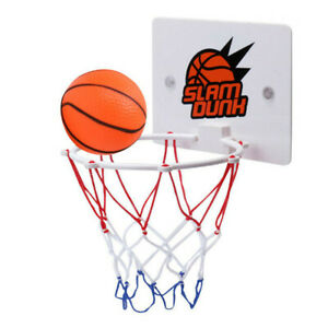 Kids-Mini-Basketball-Hoop-Indoor-Home-Toys-Wall-Mounted-Stand-Sport-Set-Ball