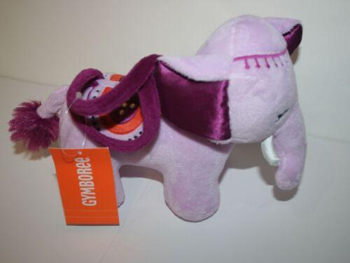 New Gymboree Spice Market Line Plush Elephant Toy Purse One Size 3 4 5 6 7 8 9