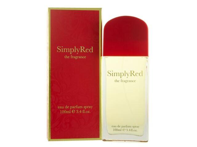 e2feaa01 Simply Red Eau De Parfum 100ml Spray for Her.