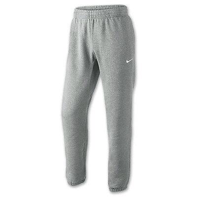 Nike Fleece Jogginghose Hose Cuffed Sweat- Trainingshose Baumwollhose 611459-063