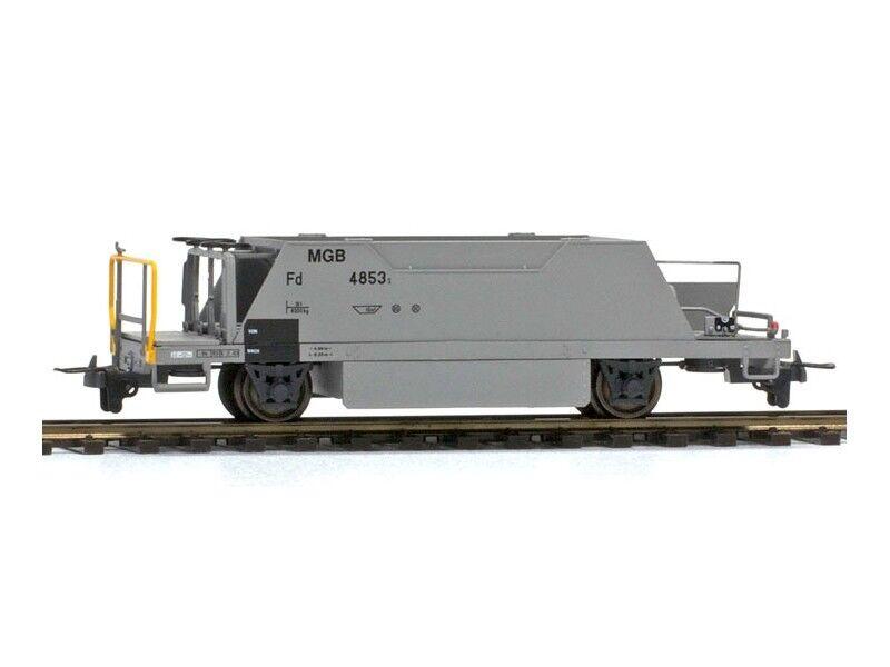 BEMO 2253253 carri merci Ballast carrello FD 4853 MGB h0m