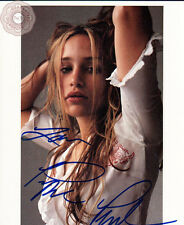 Piper Perabo Autograph Signed Photo - Portrait - Covert Affairs - Coyote Ugly