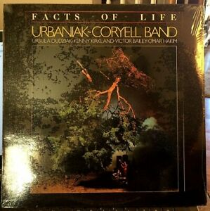 Sealed-M-URBANIAK-LARRY-CORYELL-LP-Facts-Of-Life-1983-Ursula-Dudziak