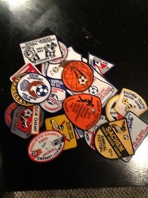 Youth Soccer Club League New York Embroidered 27 Patches