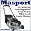Masport-18-034-RRSP-H-Self-Propelled-Rear-Roller-Alloy-Deck-Lawnmower-2Yrs-Warranty thumbnail 2