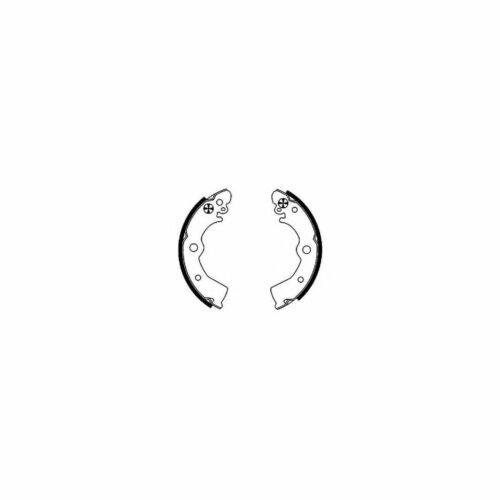 NUOVA Scarpa Freno Posteriore Mintex Set-MFR379
