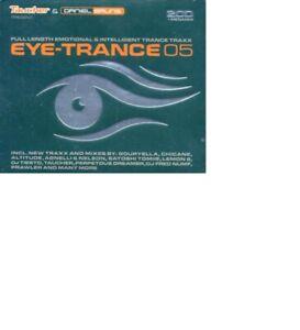 Taucher-amp-Daniel-Bruns-Eye-Trance-05-TRANCE-TRAXX-3CD-BOX-Neu