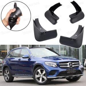 Car-Mud-Flaps-Splash-Guard-Fender-Mudguard-for-Mercedes-Benz-GLC-AMG-Line-2017
