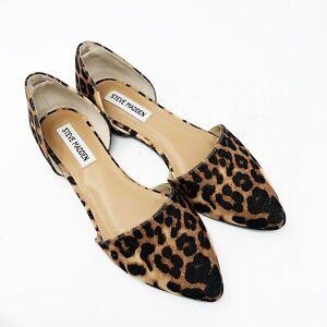 Steve Madden Shoes 6.5 Flats Leopard