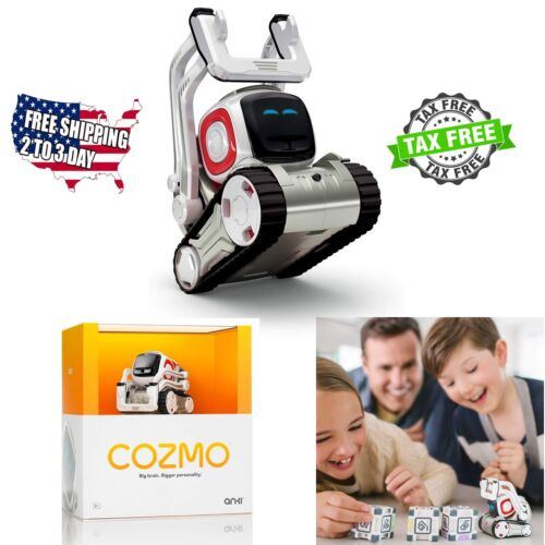 Cozmo Limited Edition Robot Toy by Anki  Hot Toy 2018 RARE NO TAX FREE SHIPPING