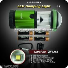 ULTRAFIRE P4 CREE LED 3W 3-Mode Hiking Trekking Camping Lamp Light Lantern