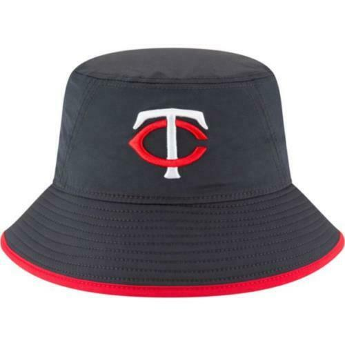 professional sale good looking price reduced Minnesota Twins New Era Cap 2018 Clubhouse Bucket Hat MLB for sale ...