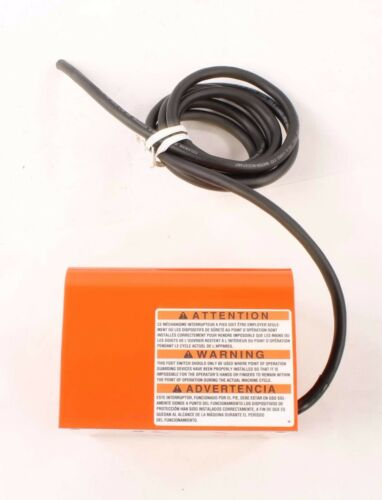 Details about  /New SP-522-333 Linemaster Foot Switch W// Full Guard Clipper 638-S