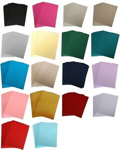 A4-Coloured-Craft-Matt-Card-Choose-the-Colour-amp-Quantity-Of-Your-Cardstock