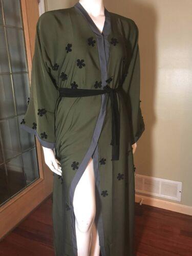 Fancy Khaleeji Abaya Arabic Button Up Half Open Jilbab Made in Dubai 54 56 58 60