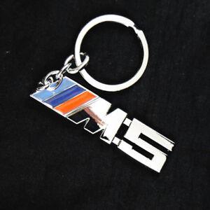 Portachiavi-portachiave-porta-chiavi-chiave-metallo-auto-BMW-SERIE-M5-M-5