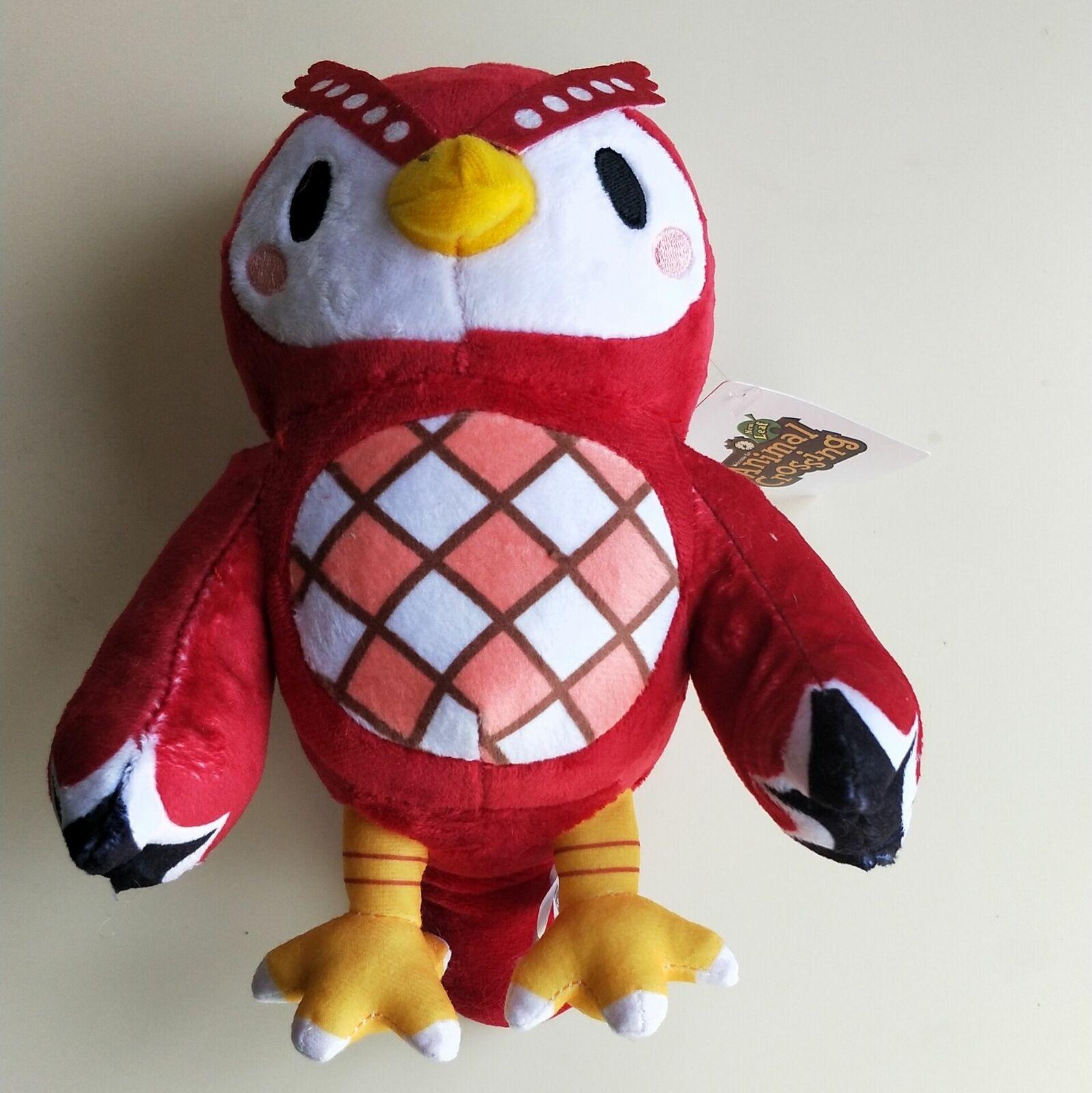 2PCS Animal Crossing Celeste /& Bob Plush Doll Stuffed Animal Toy Kids Child Gift