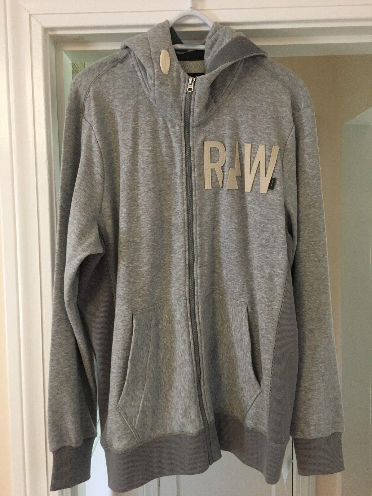 G Star Raw sweat suit set BNWT Hoodie Sz XL Pants Sz L