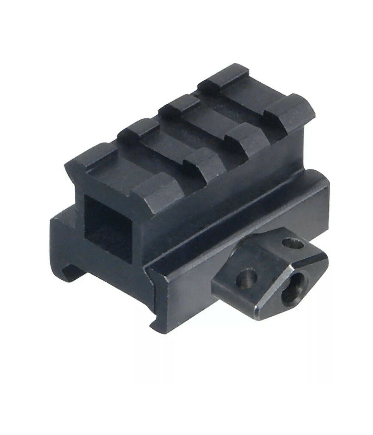 NEW UTG Med-pro Compact Riser Mount 0.83 High 3 Slots MNTRS08S3