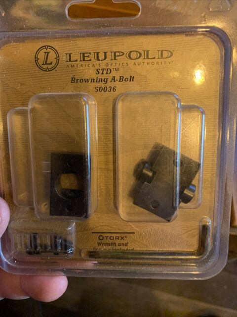 Leupold 50036 Scope Base Browning A-bolt Sako A7 Gloss for sale online