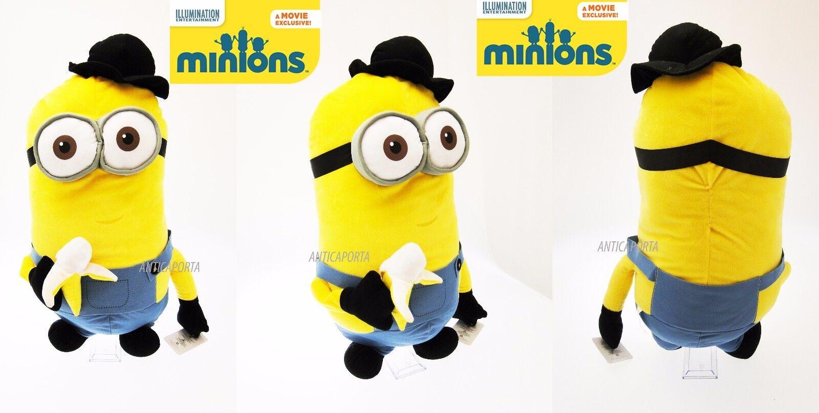 Peluche Film Minions Originale 2015 Movie 68 cm Kevin Banana Minion British