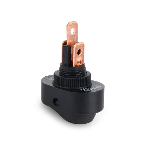 3pins LED Switch 12VDC 30A On-off Nylon material car auto  boat toggle