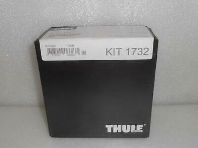 New THULE Traverse Fit Kit 1732 For Nissan Sentra 4-Door Sedan 2013