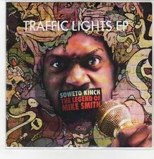 (DQ613) Soweto Kinch, Traffic Lights EP - 2013 DJ CD