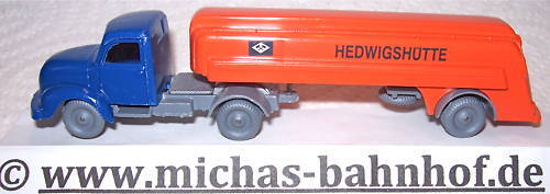 Cabin hedwig trailer of feeding magirus around hauber  IMU 1 87 72  assurance qualité