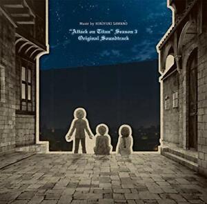 CD-TV-Anime-Attack-on-Titan-Season-3-Original-Sound-Track-NEW-from-Japan