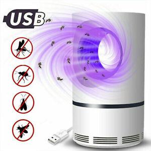 Electrique-Tueur-de-moustiques-Lampe-LED-Lumiere-UV-non-toxique-Piege-a-insectes