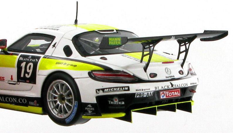 Mercedes SLS AMG Spa 24hrs 2012 1 43 - SB034 SB034 SB034 d59dab