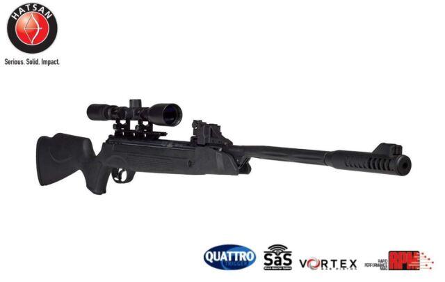 New Hatsan SpeedFire Vortex Multi-Shot Repeater Air Rifle w/ Scope