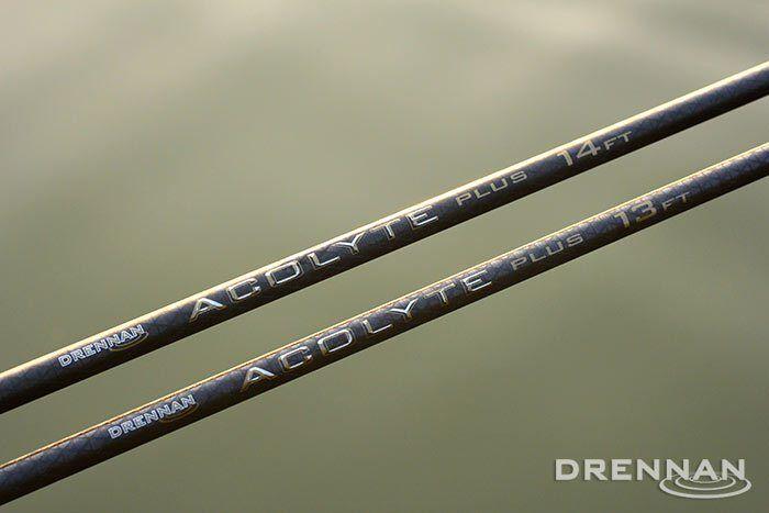 Drennan Drennan Drennan Nuevo Grueso De Pescar Acolyte Plus Varilla De Flotador  Todas las Tallas  f6ce9a