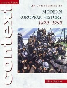 Access-To-History-Context-An-Introduction-to-Modern-European-History-1890-1990