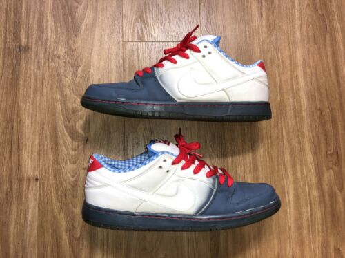 Nike Sb Dunk Dorothy Low Size 11.5 Authentic