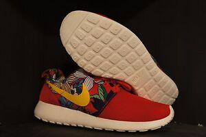 buy popular 4a0b7 fa55e Image is loading Women-039-s-Nike-Roshe-Run-One-1-