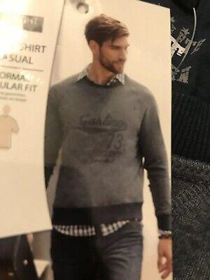 1 x Straight Up Man Sweatshirt Pullover Rundhals Casual Outdoor NEU XL Aldi | eBay