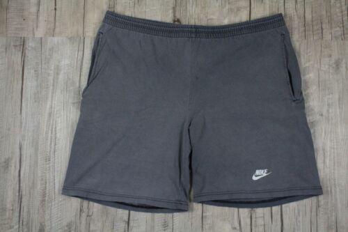 Vintage 90s Nike Gray Sweat shorts Gray Tag Shorts
